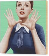 A Star Is Born, Judy Garland, 1954 Wood Print by Everett