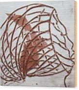 Abram - Tile Wood Print