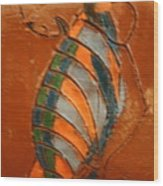 Africana - Tile Wood Print