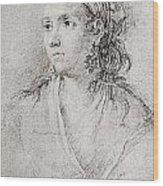 Agustina Raimunda Mar Wood Print