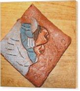 Akaweese - Tile Wood Print