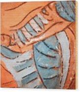 Amuweeke - Tile Wood Print