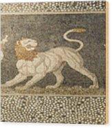 Ancient Greek Artifacts  Wood Print