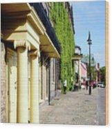 Angel Hotel, Bury St Edmunds Wood Print