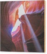 Antelope Canyon Arizona Wood Print