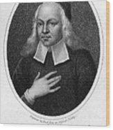 August Hermann Francke Wood Print