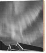 Aurora Tasiilaq Greenland 7839 Wood Print