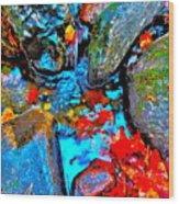 Autumn B 2015 119 Wood Print