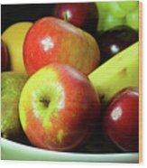 Autumn Fruit. Wood Print