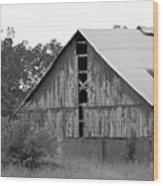 Barn In Kentucky No 70 Wood Print