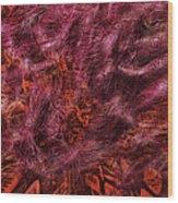 Bboard12 Wood Print