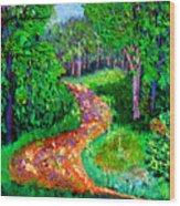 Bcsp 7 7 Wood Print