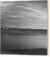 Bear Lake Panoramic Wood Print