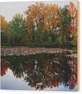 Beautiful Fall ... Wood Print