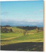 Beautiful Rural Bavaria Wood Print