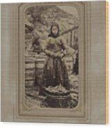 Bergens Stift Wood Print