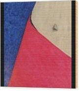 Berliner Navel Wood Print