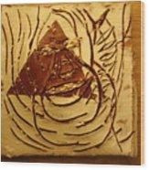 Big Smile - Tile Wood Print