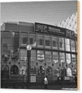 Birmingham Rep Repertory Theatre Uk Wood Print
