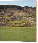 Black Jack's Crossing Golf Course Hole 13 Wood Print