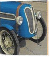 Vintage Bmw Racer Wood Print