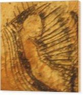 Born Again - Tile Wood Print