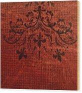 Boudoir Two Wood Print