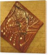 Breathe - Tile Wood Print