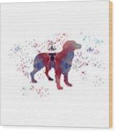Brittany Wood Print