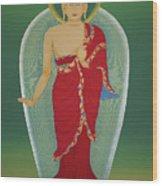 Buddha Shakyamuni Wood Print