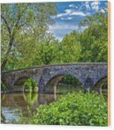 Burnside Bridge, Antietam Wood Print