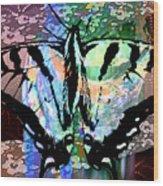 Butterfly Pet Wood Print
