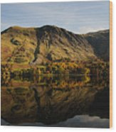 Buttermere Wood Print
