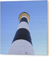 Canaveral Light Wood Print