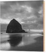 Cannon Beach 6169 Wood Print