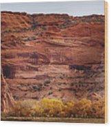 Canyon De Chelly 10 Wood Print