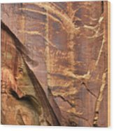 Capitol Reef 9497 Wood Print