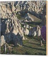 Cappadocia26 Wood Print