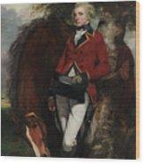 Captain George K. H. Coussmaker Wood Print