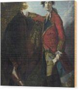 Captain Robert Orme Wood Print
