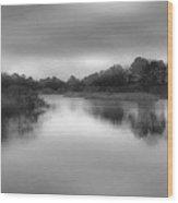Carolina Zen Wood Print