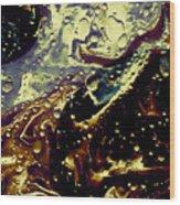 Celestial Xiv Wood Print
