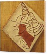Celia - Tile Wood Print