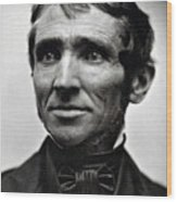 Charles Goodyear, American Inventor Wood Print