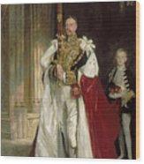 Charles Stewart Sixth Marquess Of Londonderry Wood Print