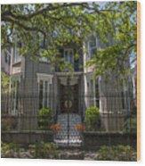 James Simmons House Wood Print