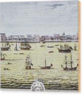 Charleston, S.c., 1739 Wood Print