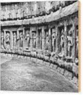 Chausath Yogini Temple Wood Print