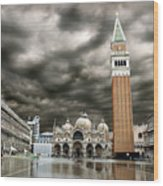 Chieso San Marco Wood Print