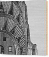 Chrysler Building Wood Print